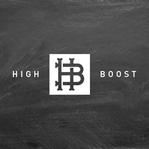 High Boost logo