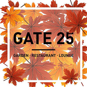 Gate 25 logo