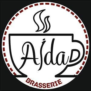 Ajda Cafe logo