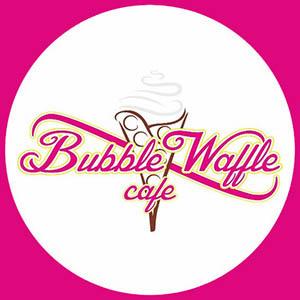 Bubble Waffle Cafe logo