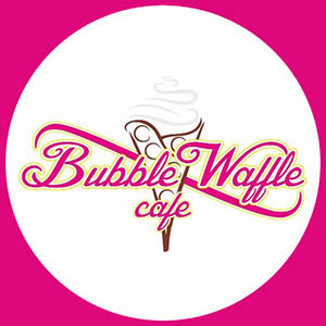 Bubble Waffle logo