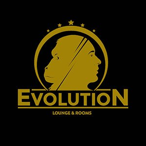 Evolution Lounge & Rooms logo