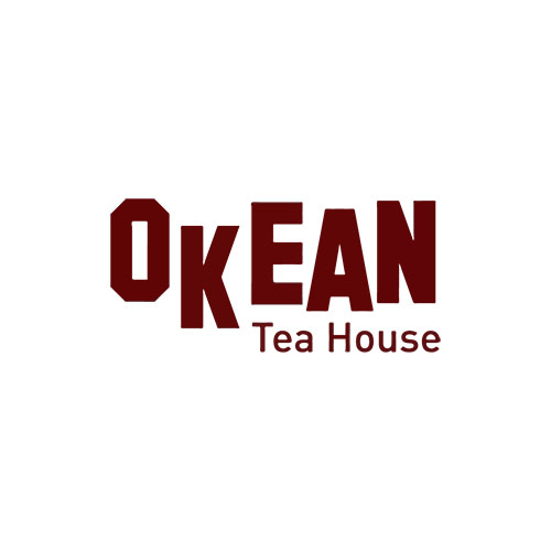 Okean Tea House logo