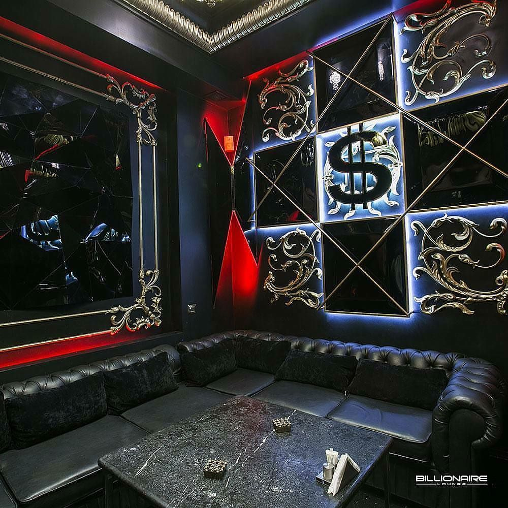 Billionaire Lounge Room Billionaire