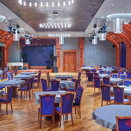 Lido Restaurant Hall Banquet 1