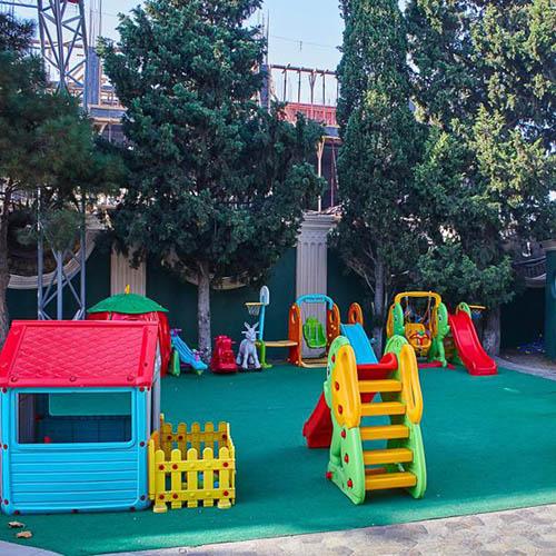 Lido Restaurant Hall For children