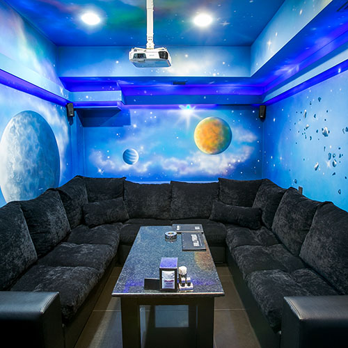 Hollywood Platinum Cinema Room Rhode Island