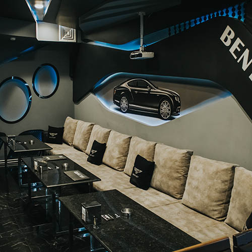 Hollywood Deluxe Cinema Room Bentley