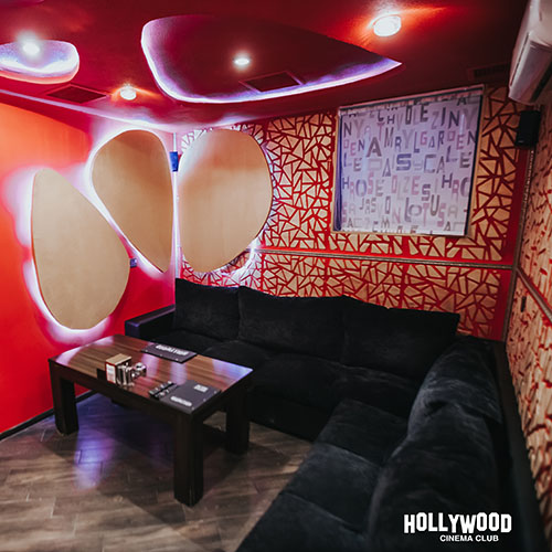 Hollywood Gold Cinema Room 3