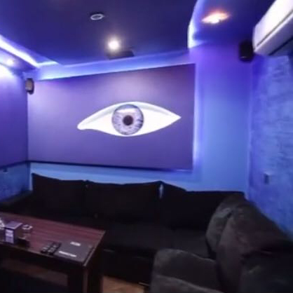 Hollywood Gold Cinema Room 4