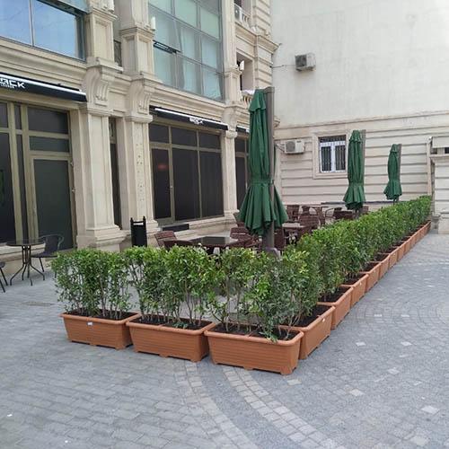 Black Lounge Hall Terrace