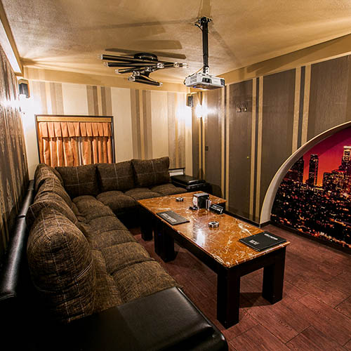 Hollywood Diamond Cinema Room 4