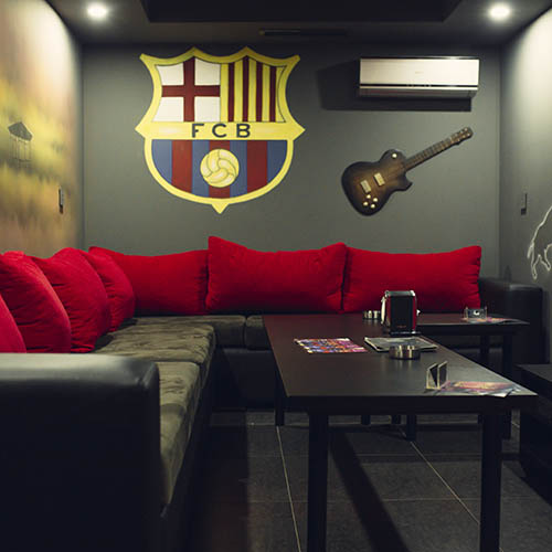 World Cinema & Karaoke Room Barcelona