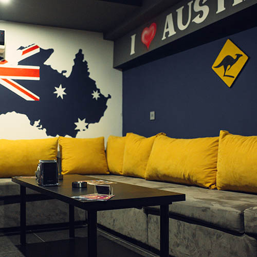 World Cinema & Karaoke Room Australia