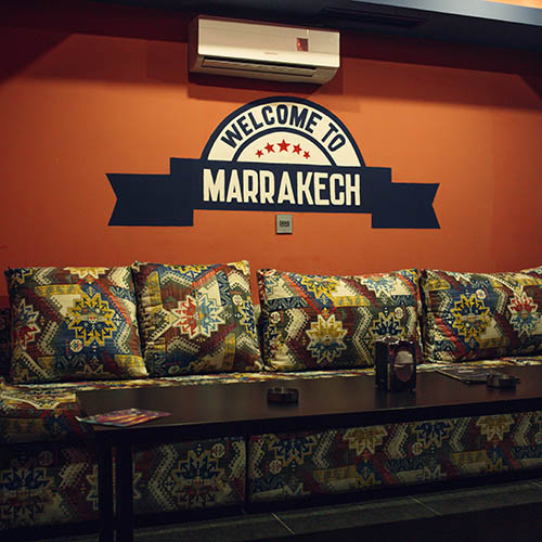 World Cinema & Karaoke Room Marrakesh