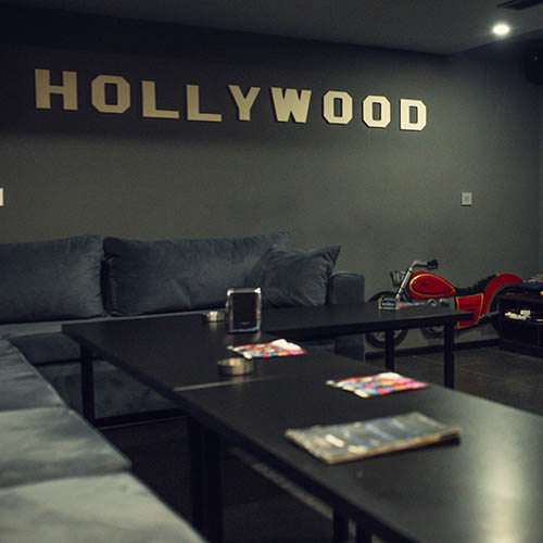 World Cinema & Karaoke Room Hollywood
