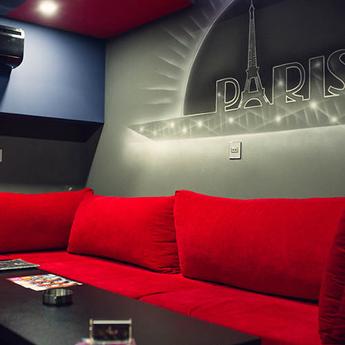 World Cinema & Karaoke Room Paris