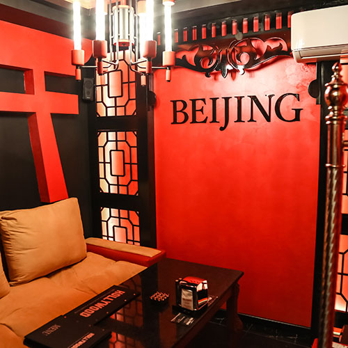 Hollywood Planet Cinema Room Beijing