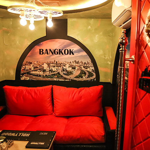 Hollywood Planet Cinema Room Bangkok