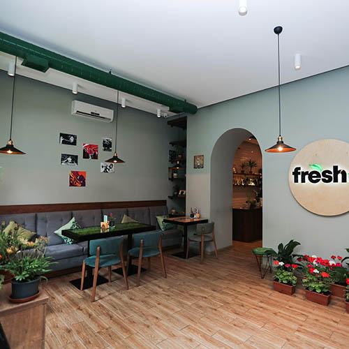 Fresh Point Boutique Restaurant Hall 1