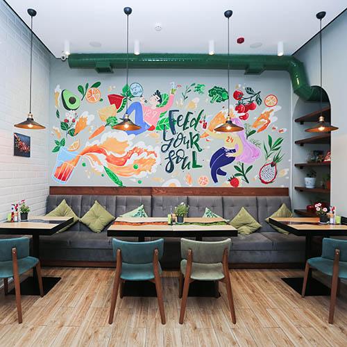 Fresh Point Boutique Restaurant Hall 2