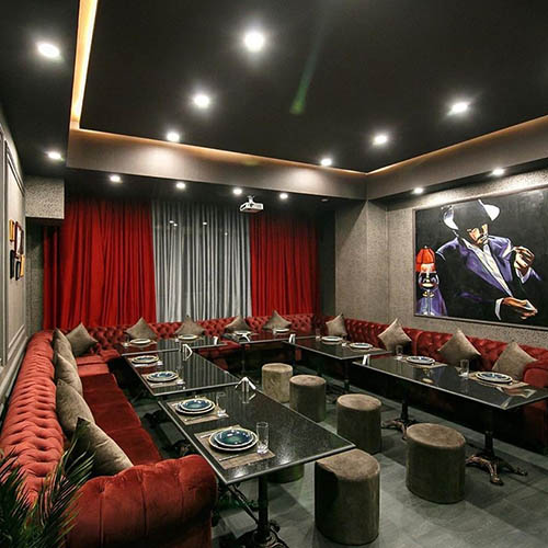 COURT Private Lounge Room VIP 2