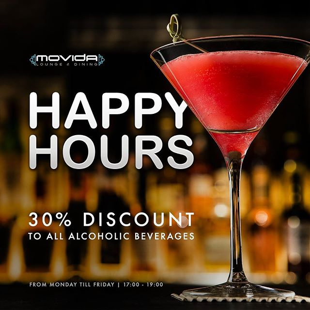 Movida Lounge & Dining Specials