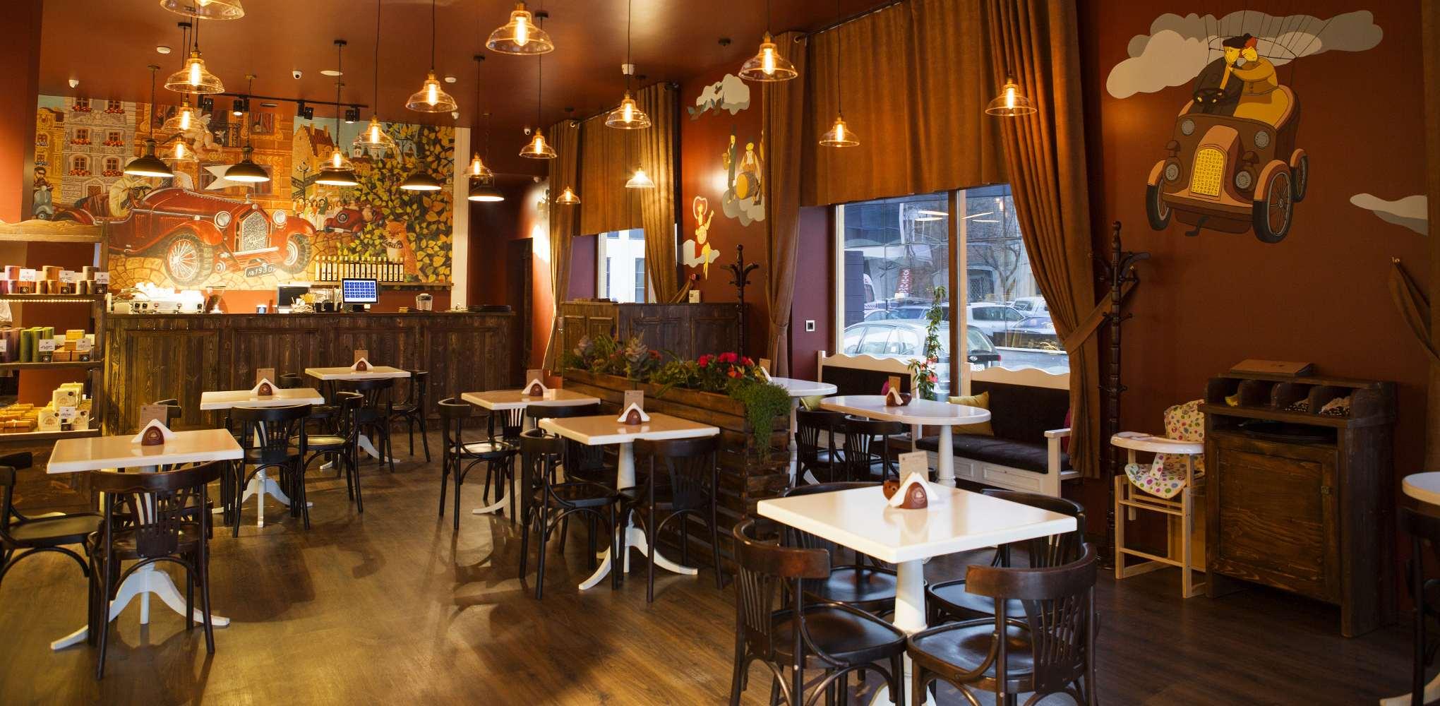 Lviv Chocolate Narimanov Menu Prices Baku Cafe